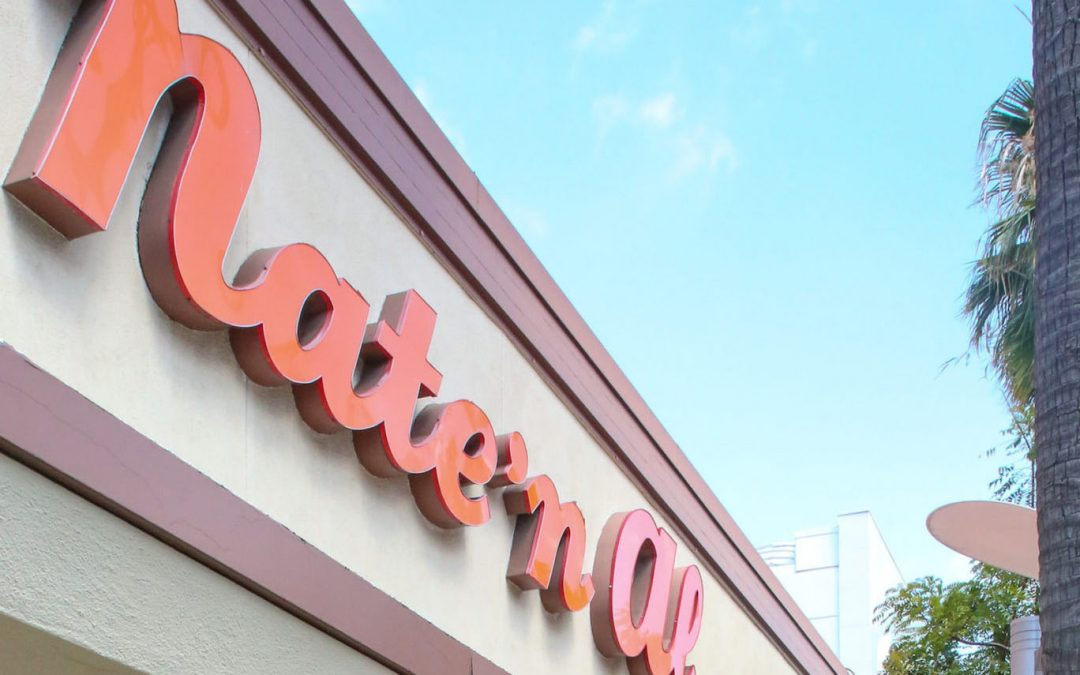 Hollywood Power Players Save the Landmark Nate 'n Al's Jewish Deli