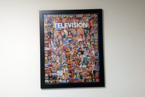 1970s TV-themed jigsaw