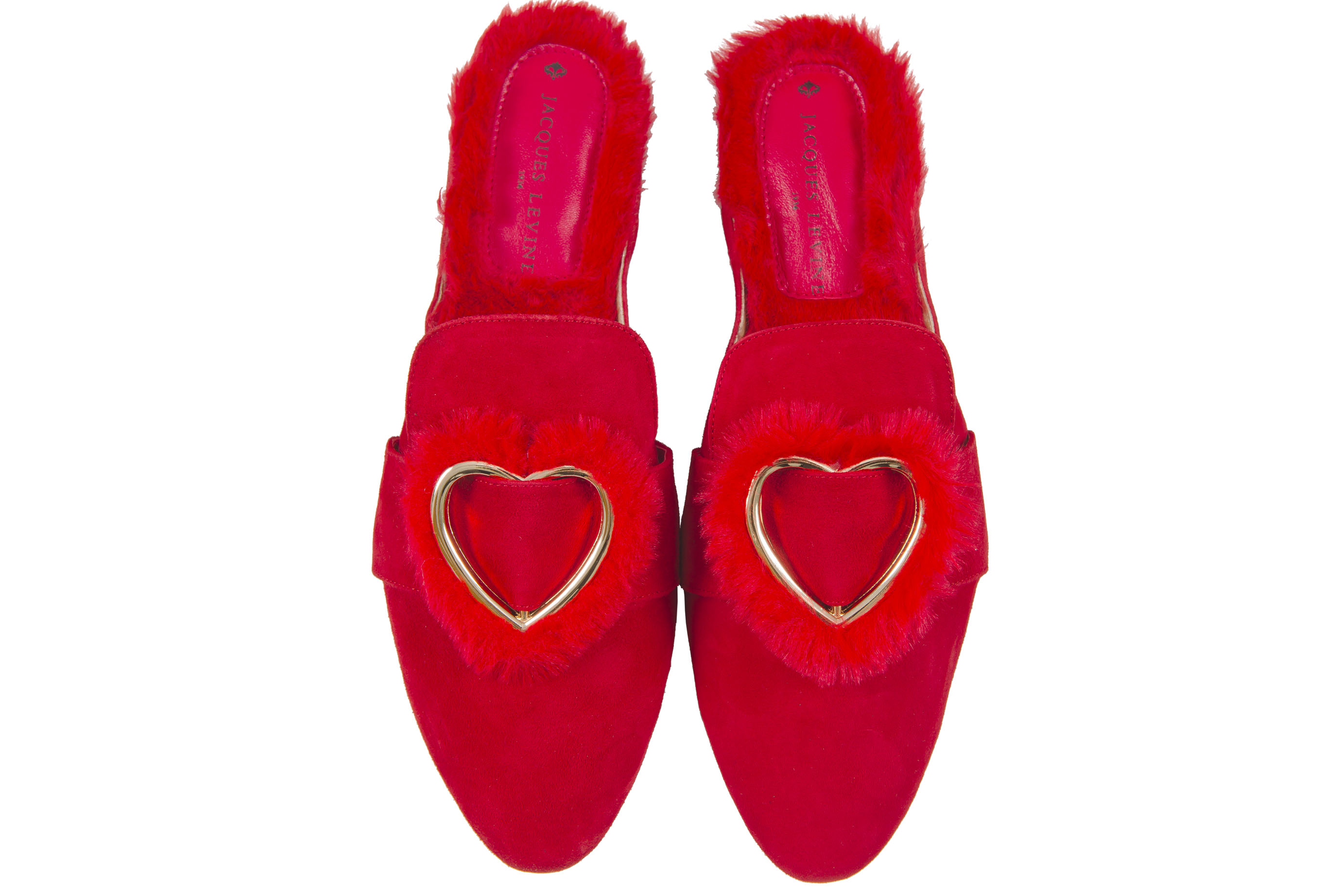 Jacques Levine slippers