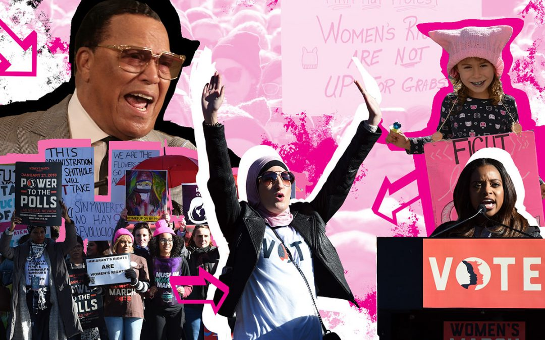 A Timeline of the Women's March Anti-Semitism Controversies