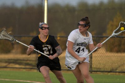 UMBC's Jenna Baverman Shares Her Love for Lacrosse and Israel