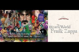 The Bizarre World of Frank Zappa @ Modell Performing Arts Center at the Lyric | Baltimore | Maryland | United States