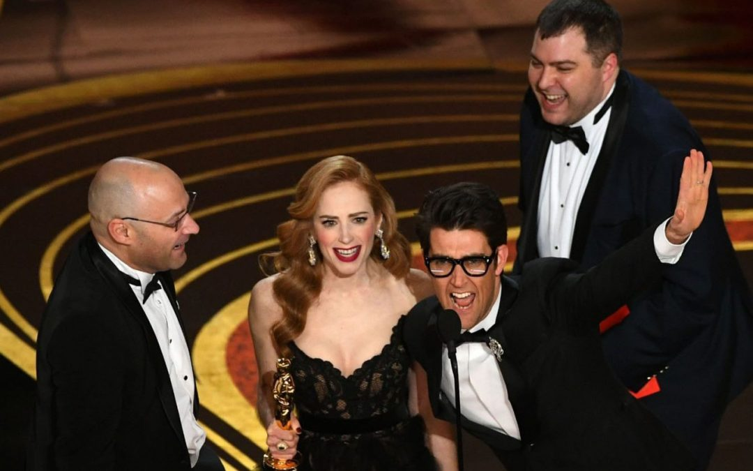 Israeli Director Wins Oscar, Mentions Holocaust Survivor Grandparents in Speech