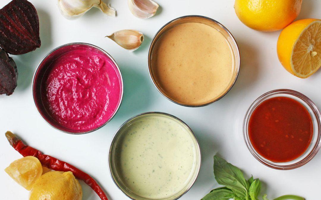 3 Easy Tahini Sauces