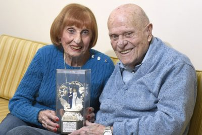 Owings Mills Couple Celebrates 75 Years of 'Good Times'