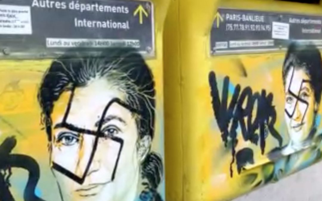 Anti-Semitic Acts in France Rose by 74 Percent in 2018