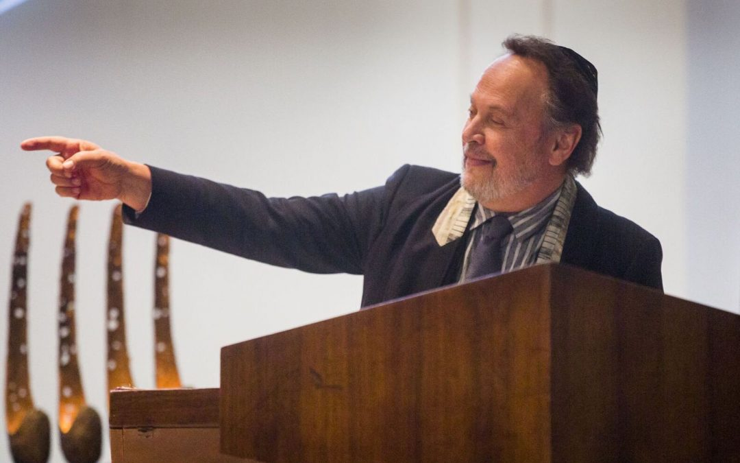 Billy Crystal Plays a Rabbi for the 1st Time in This Indie Drama