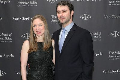 How Chelsea Clinton Became a Defender of the Jews on Twitter