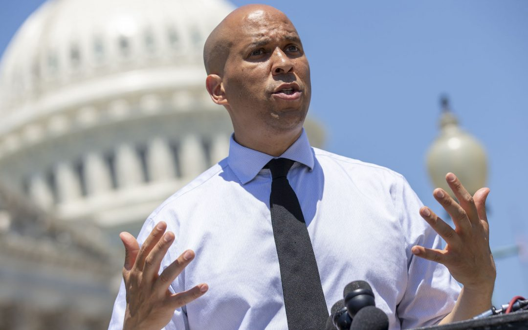5 Jewish Things to Know About Cory Booker