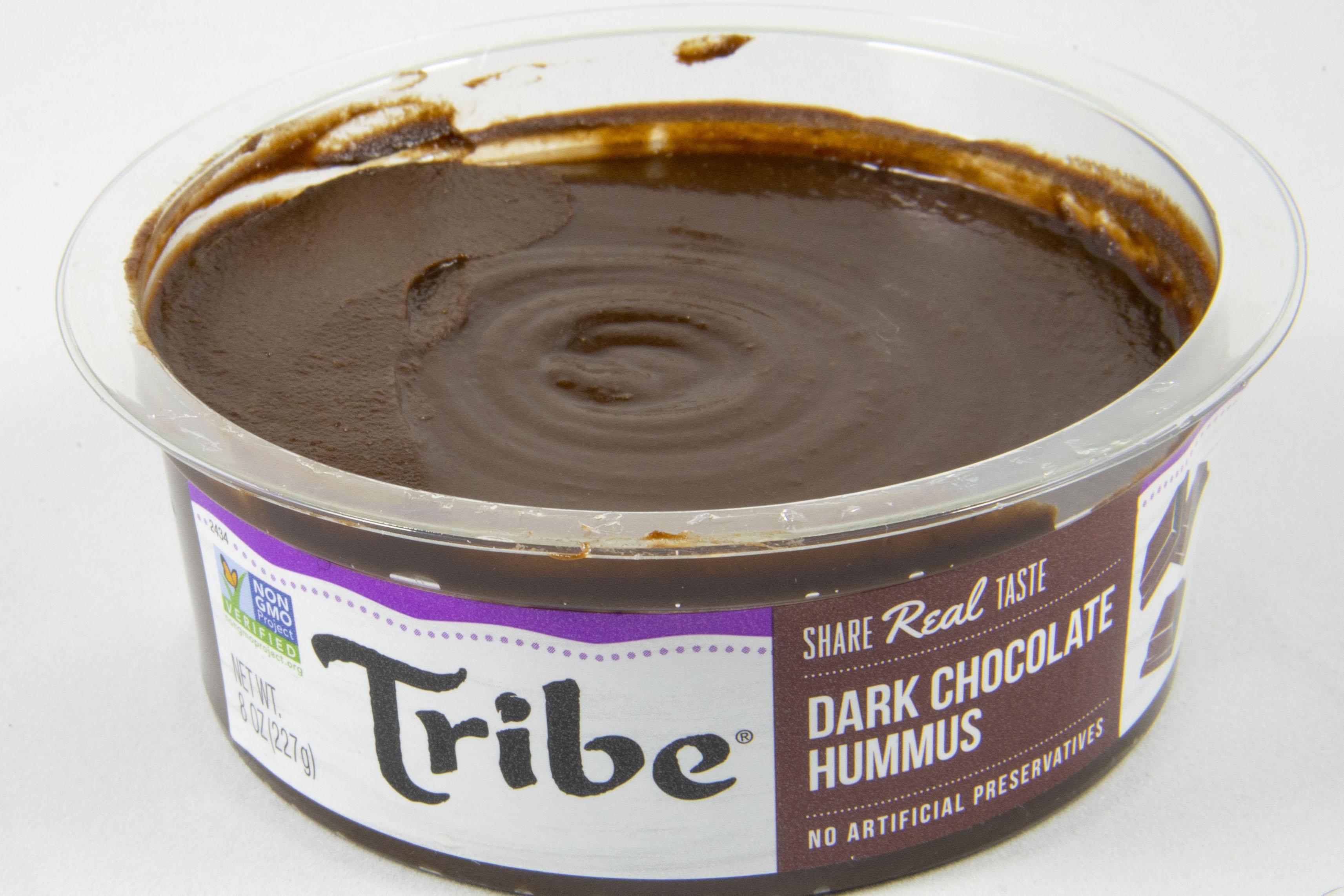 Tribe Dark Chocolate Hummus (8 oz., $3.99)