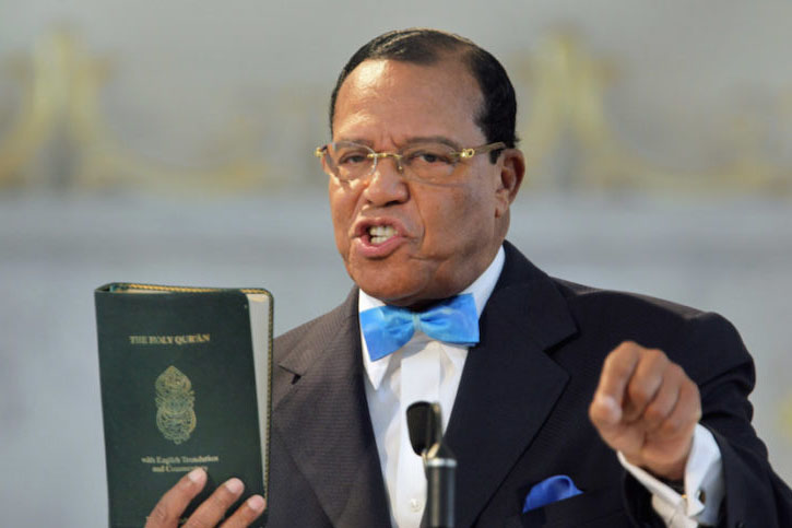 Louis Farrakhan Accuses 'Wicked Jews' of Using Him to 'Break up the Women's Movement'