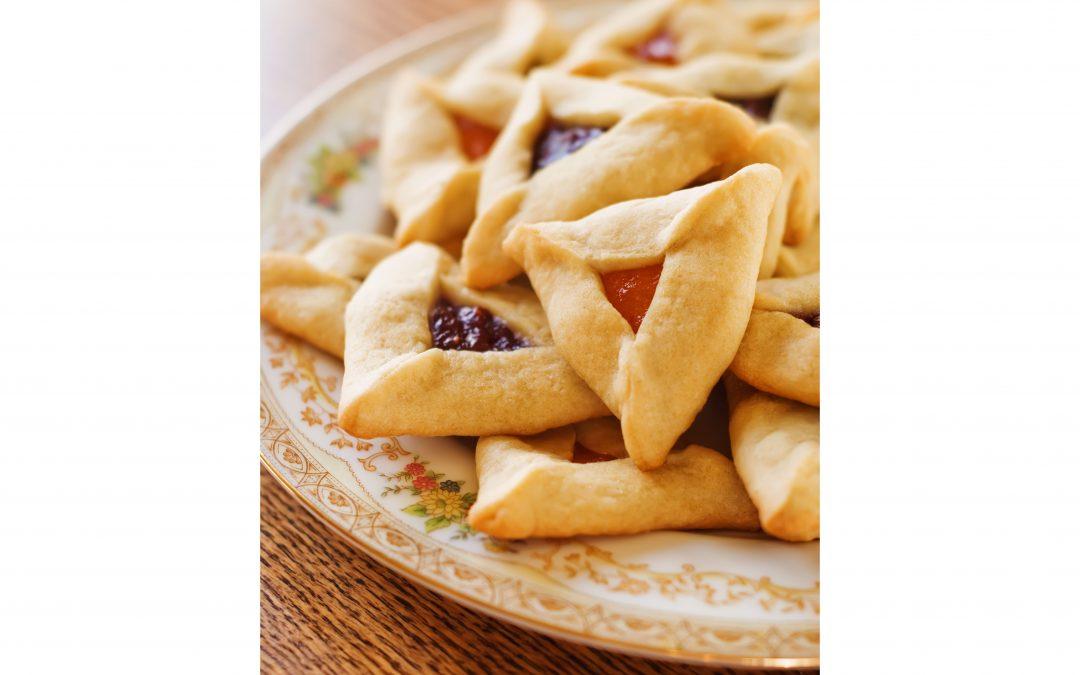 Gluten-Free Hamantashen