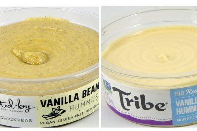 Dessert Hummus is a Thing. Really.