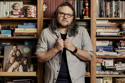 Jeff Tweedy on His Jewish Conversion, the Next Wilco Album and Why He Loves his Synagogue