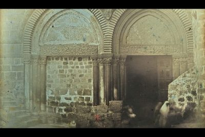 The Earliest Surviving Photographs of Jerusalem Live On in Historic Exhibit