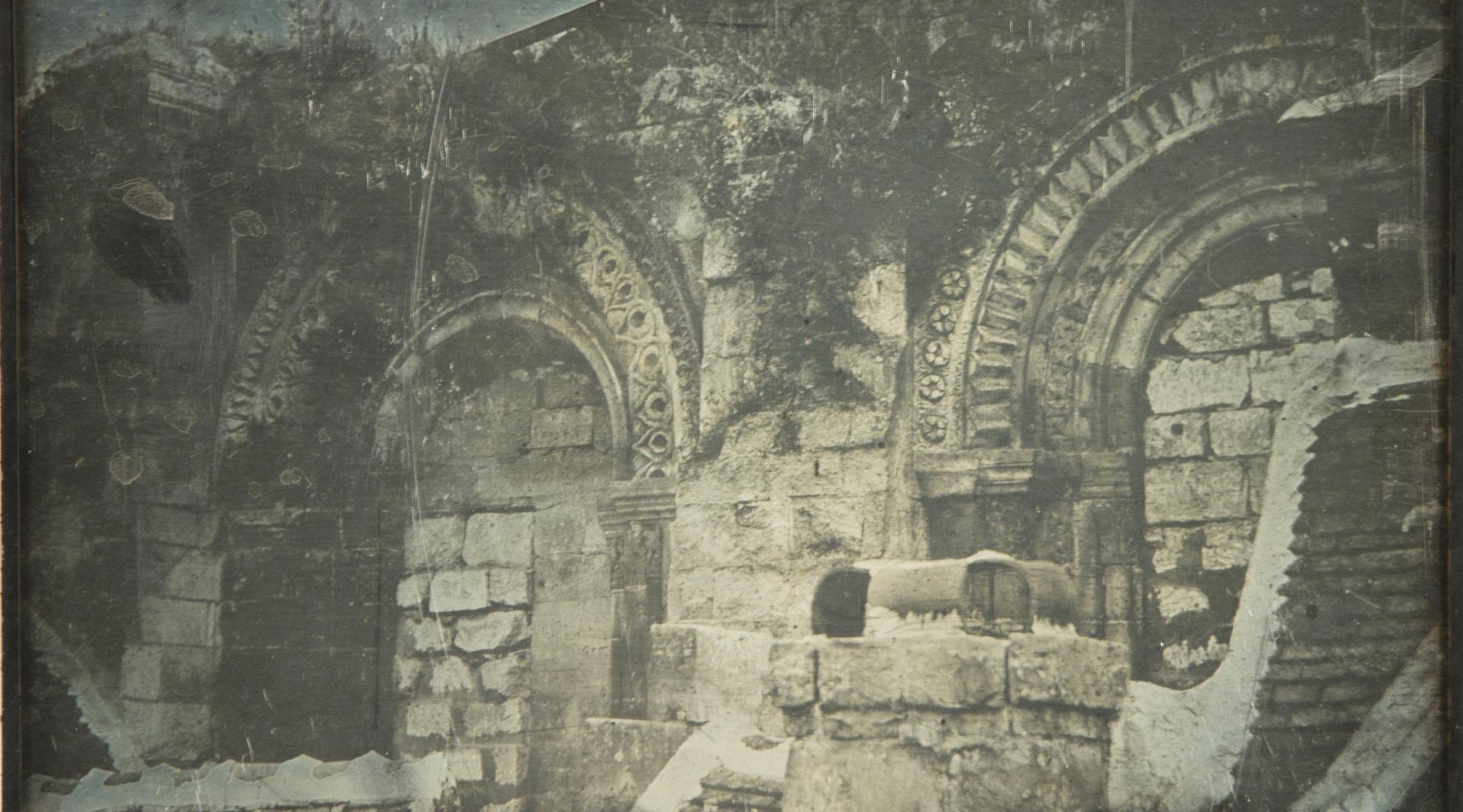 Archaeological scene, Jerusalem