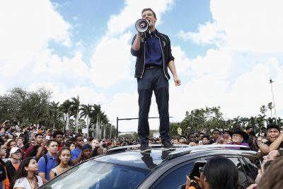 Parkland Survivors Have Spent the Year Advocating Change. They're Also Coping with Trauma.