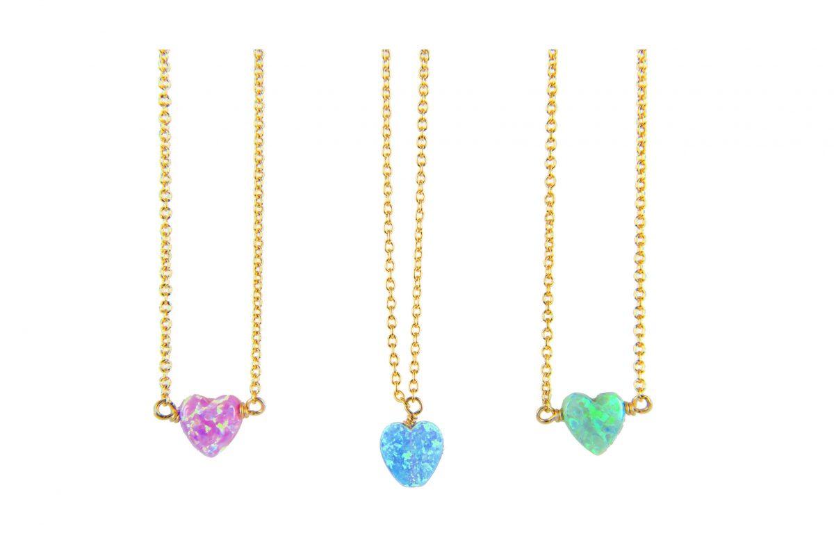 Bars Boheme necklaces