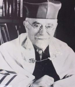 Rabbi Samuel Rosenblatt