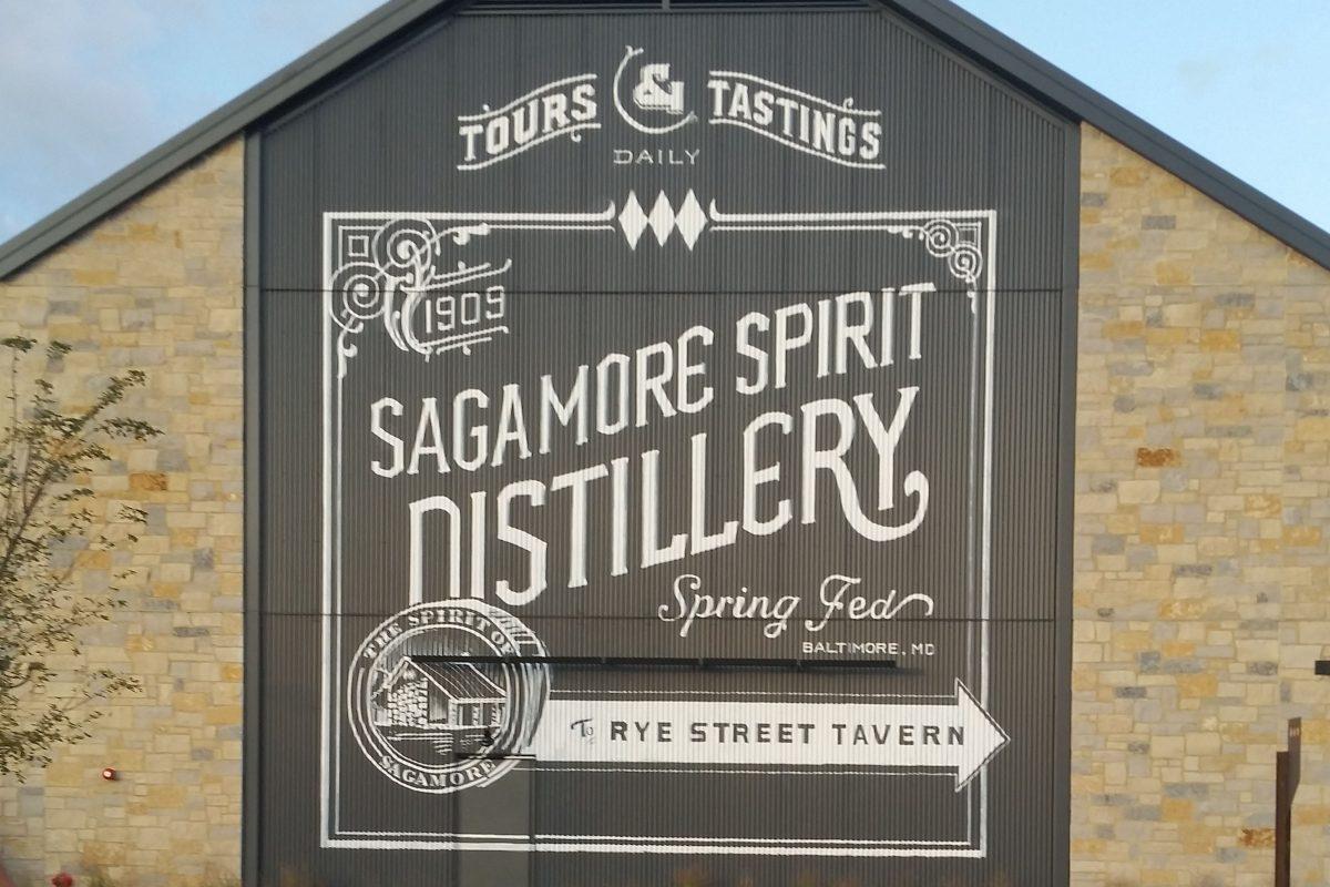 Sagamore Spirit Distillery