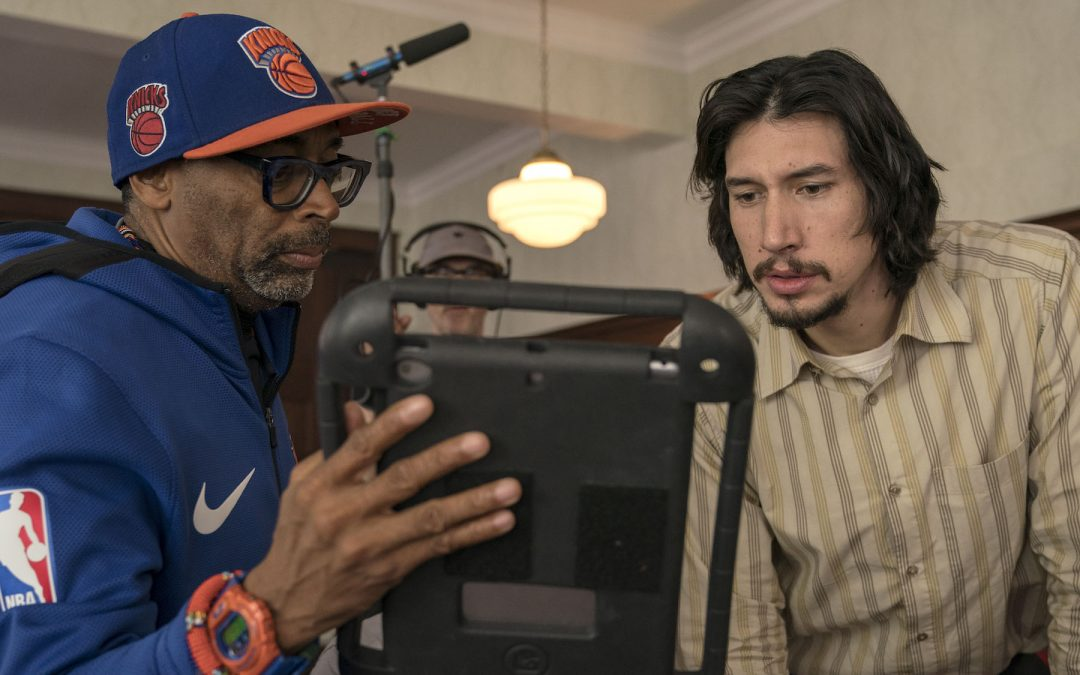 Spike Lee: The Jewish Character in 'BlacKkKlansman' Added a Lot of 'Complexity' to the Film