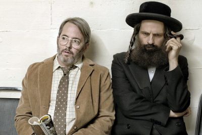 In 'To Dust,' a Chasidic Cantor and a Biology Teacher Played by Matthew Broderick are an Odd Couple