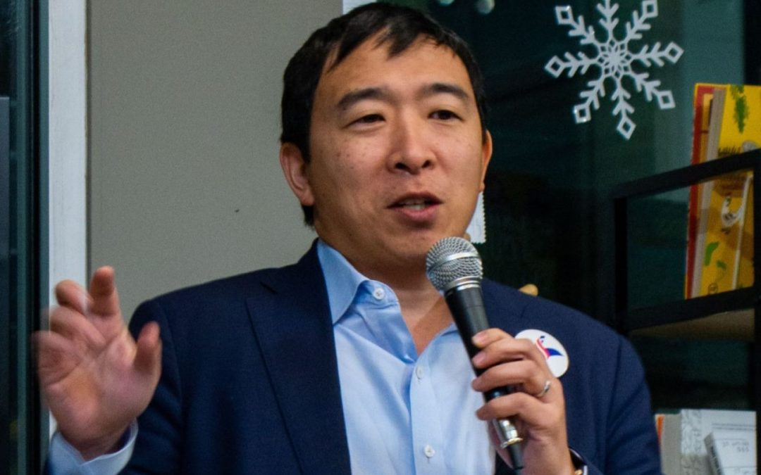 2020 Democratic Candidate Andrew Yang Takes a Stand Against Circumcision