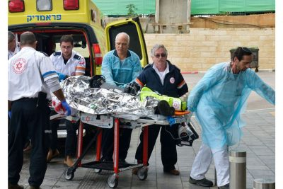 Israeli Father of 12 Dies of Injuries from West Bank Attack