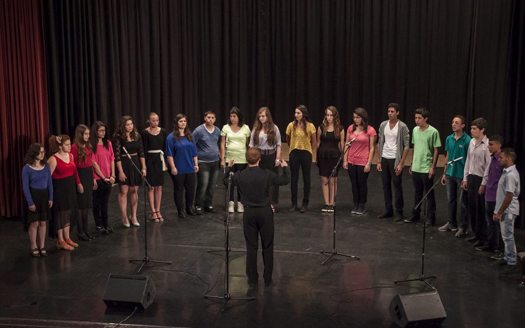 Jerusalem Youth Chorus Director to Speak in Baltimore