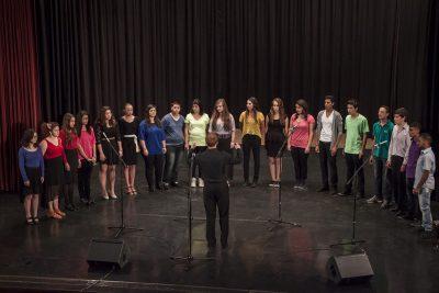 Jerusalem Youth Chorus Director to Speak in Baltimore