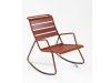 Monceau outdoor rocking chair by Fermob