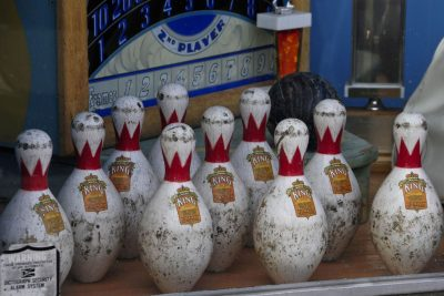 Toots, Duckpin Bowling and Memories of a Lost Baltimore