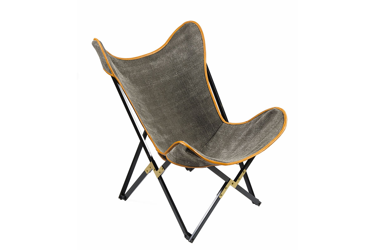 Butterfly chair by Creative Co-op