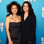 Ilana Glazer, left, and Abbi Jacobson