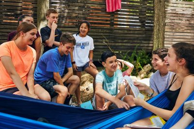 How Jewish Summer Camps are Talking About Consent in the Age of #MeToo