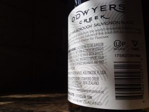 O'Dwyers Creek Marlborough Sauvignon Blanc