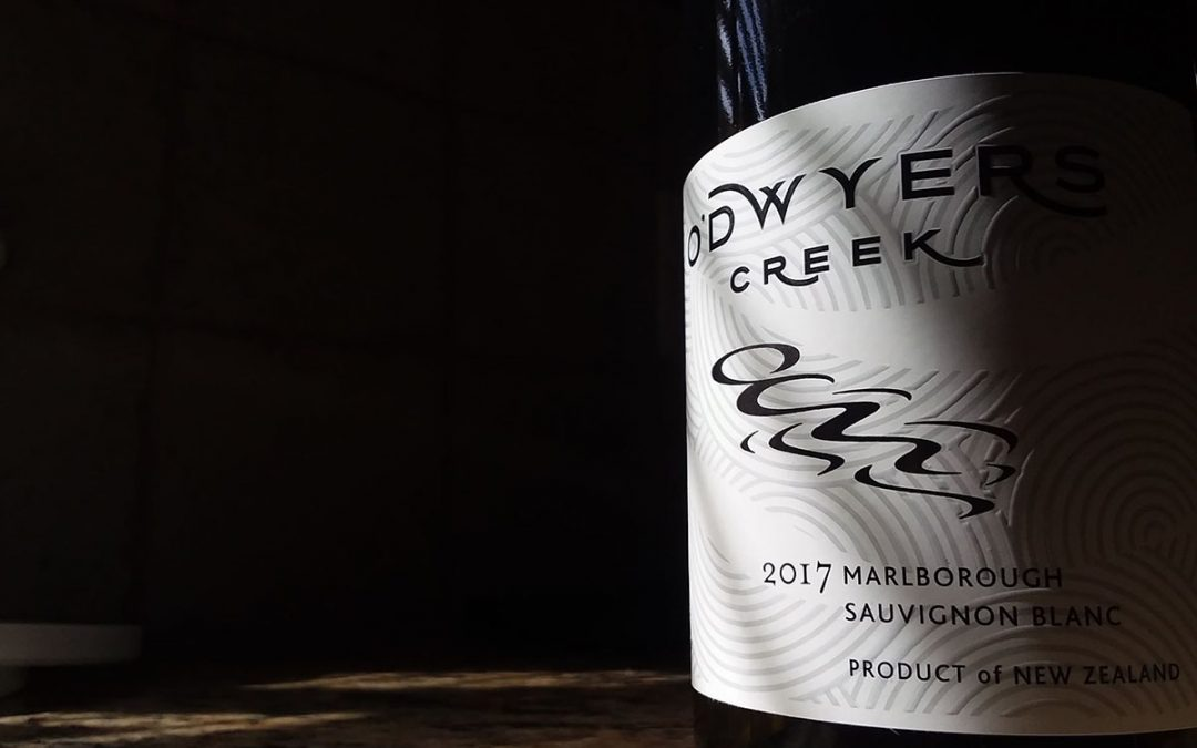 The Kosher Decanter: O'Dwyers Creek Marlborough Sauvignon Blanc