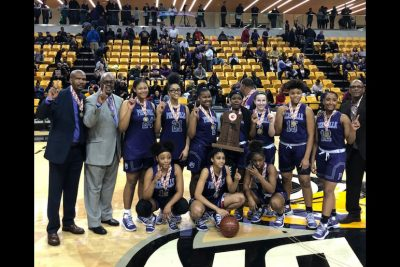 Pikesville Girls Team Wins 1st State Basketball Championship in School's History