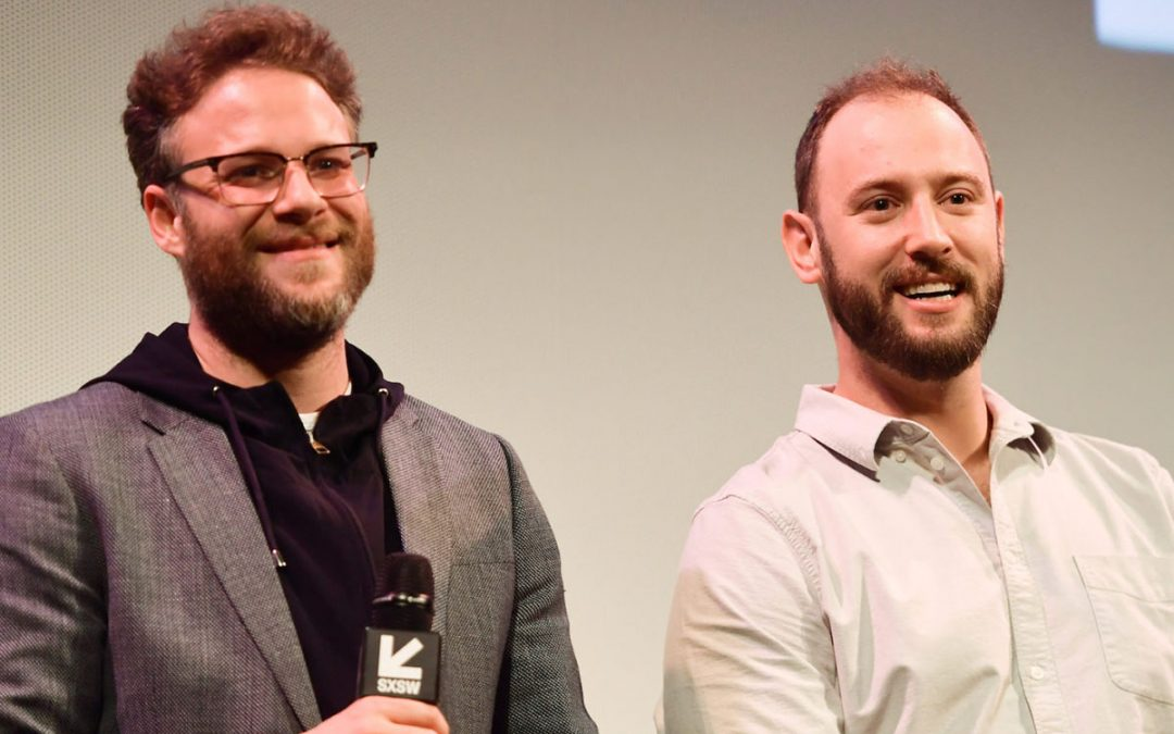 Seth Rogen and Evan Goldberg Launch Weed Company in Canada