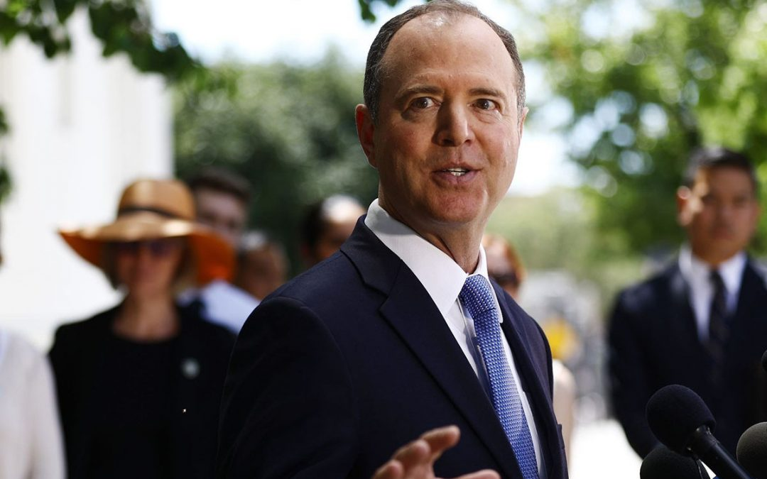 Adam Schiff isn't Closing the Book on the Trump-Russia Investigation