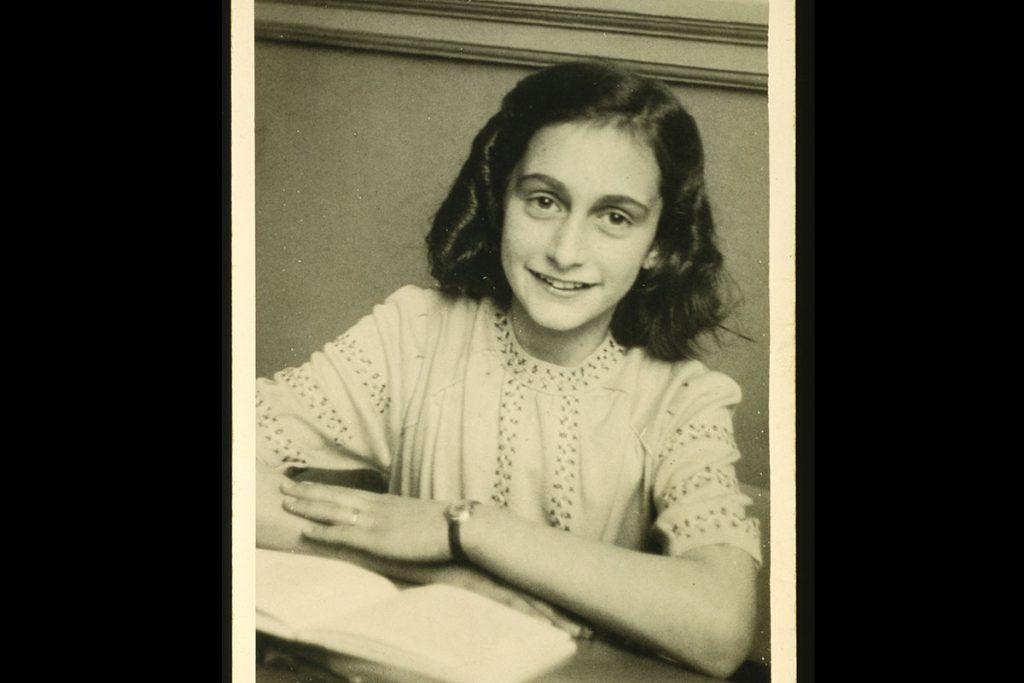 Anne Frank, 1941 © AFF/AFH – Basel/Amsterdam