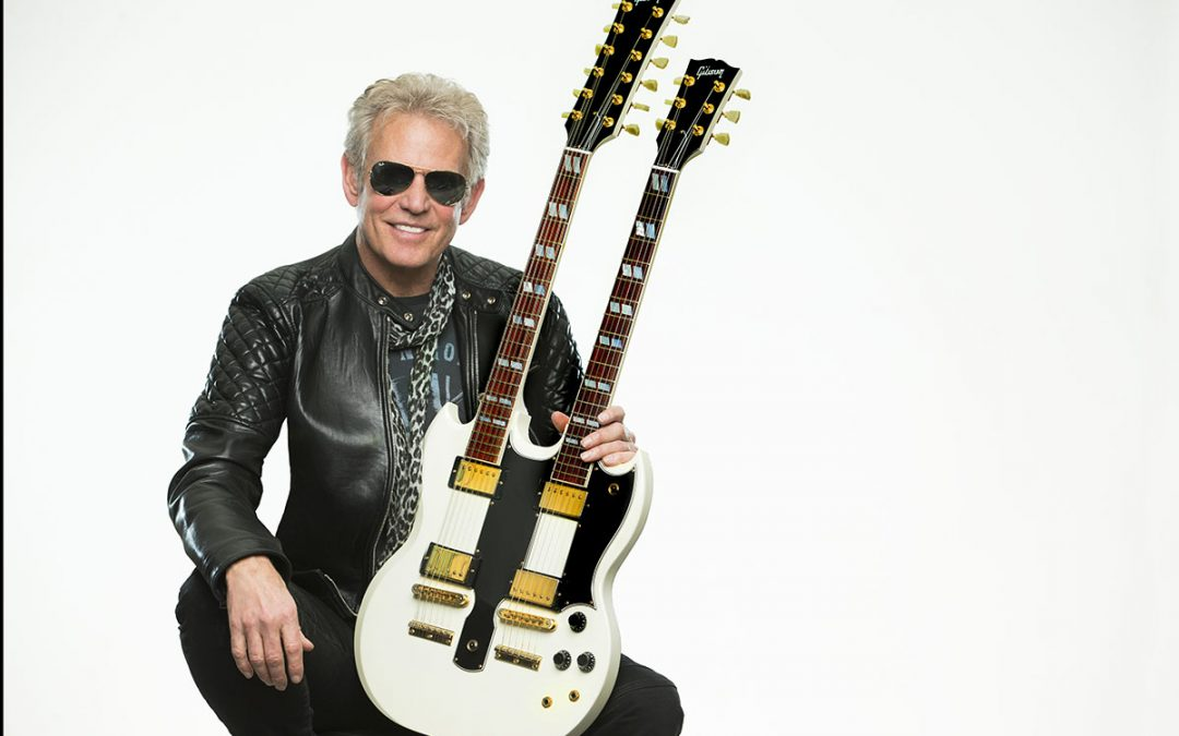 Quick 5 (Plus): Ex-Eagle Don Felder
