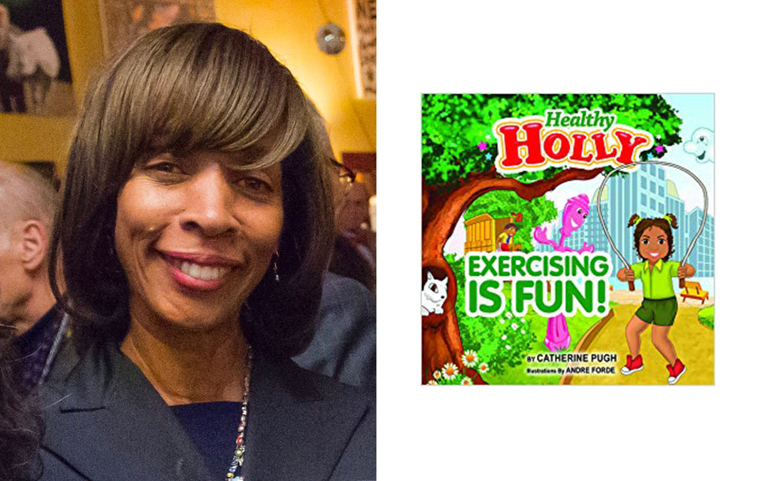 The Storybook Life of Catherine Pugh