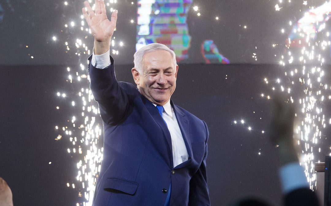Netanyahu Wins Narrow Victory in Israel's Election