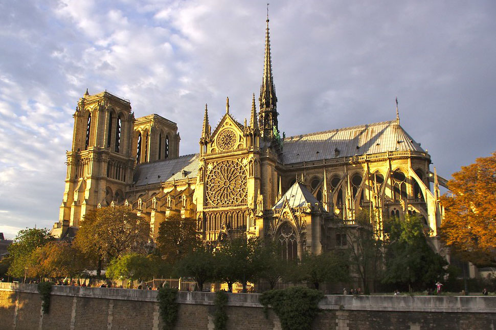 Despite Notre Dame's Blaze, We'll Always Have Paris