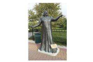 Kate Smith Statue