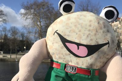 This Cartoon Matzah Character is Huge in Holland — and Not Just Among Jews