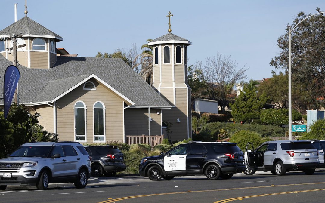 How Jewish Organizations Train People to Prevent Shootings Like the One in Poway