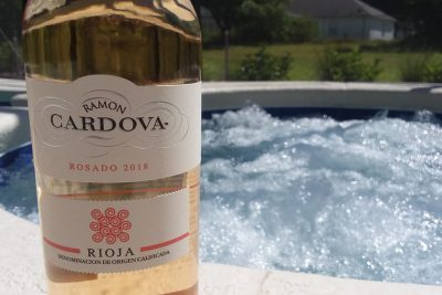 The Kosher Decanter: 2018 Ramon Cardova Rioja Rosado