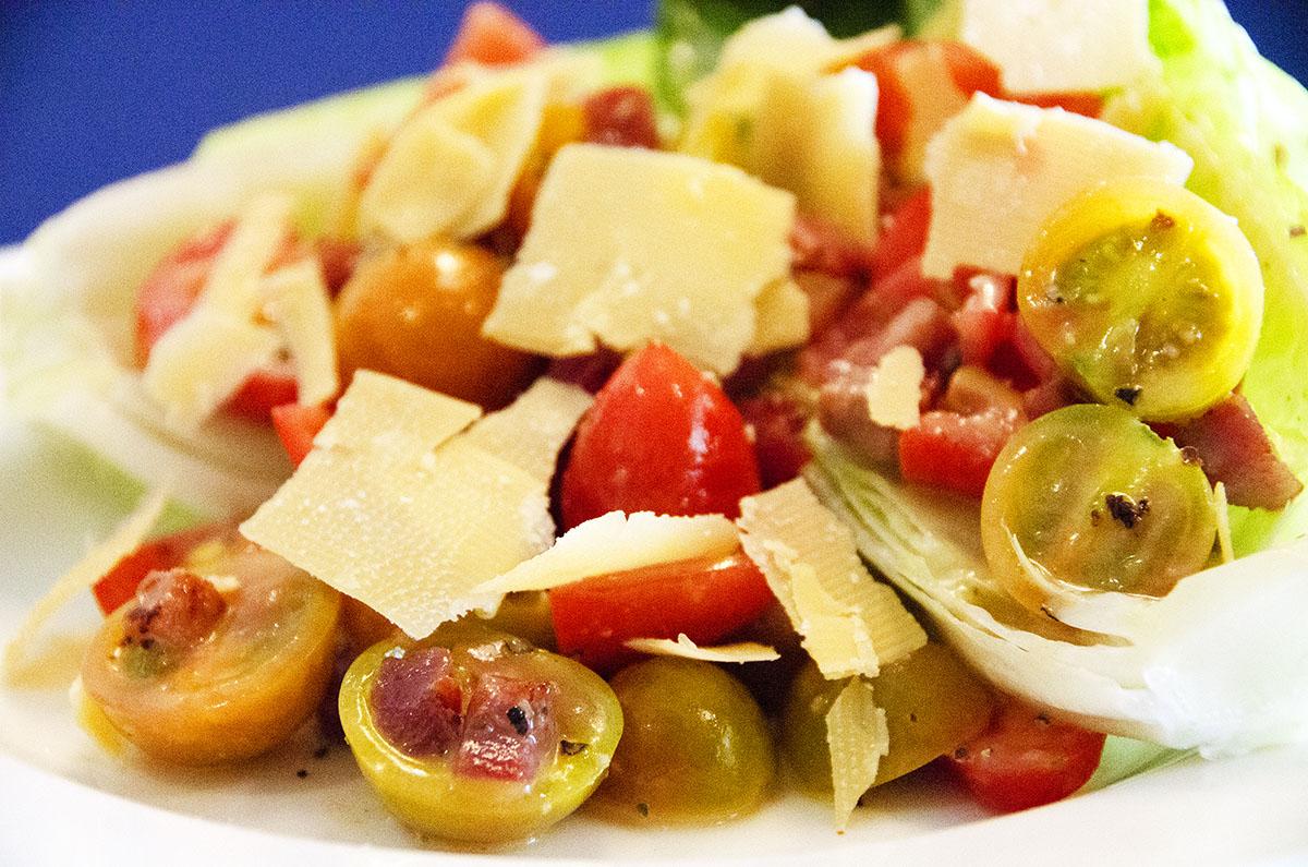Baby Romaine Salad